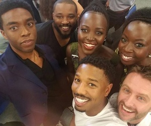 Marvel and black panther image