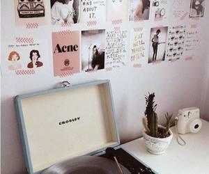 room, tumblr, and vintage image