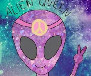 alien and Queen image