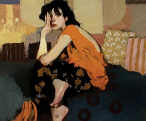 art, painting, and milt kobayashi image