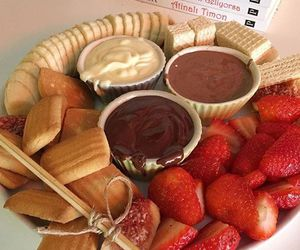 delicious, dessert, and food image