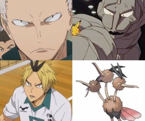 pokemon, volley, and voleyball image