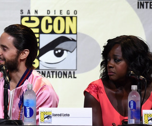 30 seconds to mars, comic con, and jared leto image