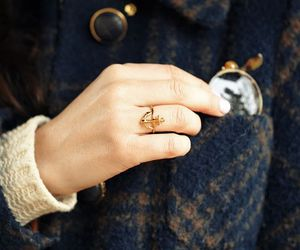 ring, style, and coat image