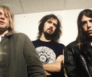 dave grohl, foo fighters, and kurt cobain image