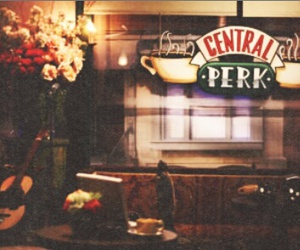 coffee and central perk image