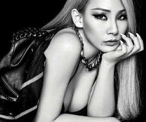 chaerin and CL image