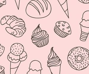 wallpaper, art, and pattern image