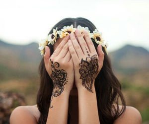 beautiful, summer, and boho image