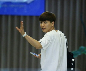 Leeteuk, super junior, and sukira image