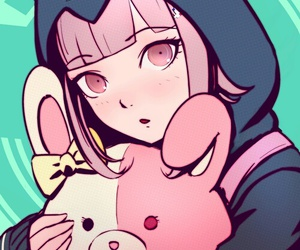 anime, cute, and chiaki nanami image