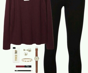 fall fashion, outfit, and outfit inspiration image