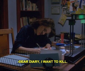 quotes, Heathers, and grunge image