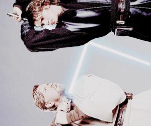 Anakin Skywalker, darth vader, and edit image