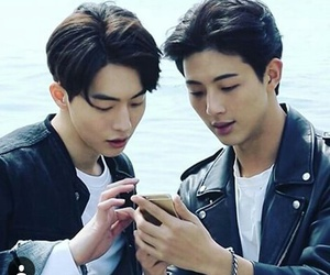 jisoo, actor, and korean image