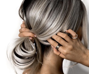 fashion, hairstyle, and beauty image