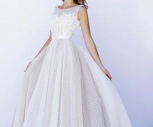 prom dress 2015 and ivory nude image