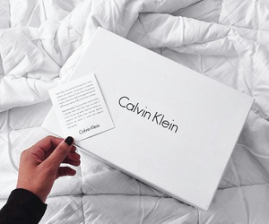Calvin Klein, fashion, and white image