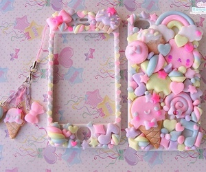 kawaii, iphone, and case image