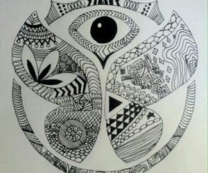 drawing, Tomorrowland, and art image