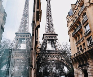 city, earth, and paris image