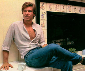 harrison ford, han solo, and Indiana Jones image