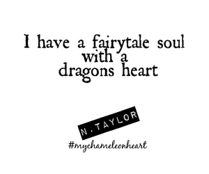 fairytale, words, and love image