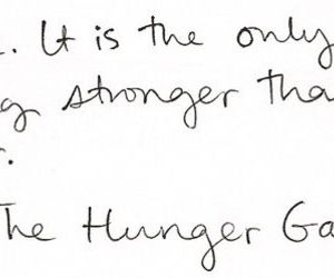 fear, hope, and the hunger games image