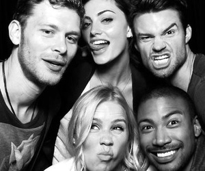 The Originals, joseph morgan, and phoebe tonkin image