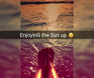 sumertime, sun up, and ❤ image