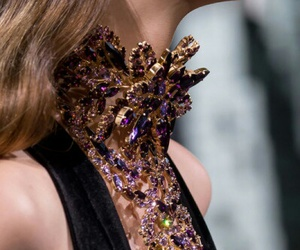 fashion, elie saab, and haute couture image