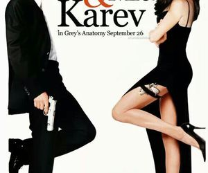 funny, grey's anatomy, and mr and mrs smith image
