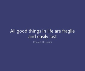 fragile, good things, and lost image