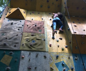 climbing, don't give up, and successful image