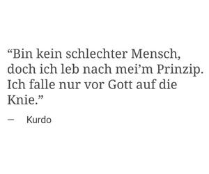 zitat, sprüche, and deutschrap image