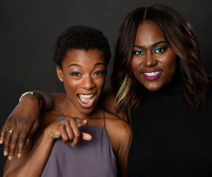 orange is the new black, danielle brooks, and samira wiley image