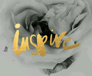 wallpaper, gold, and inspire image
