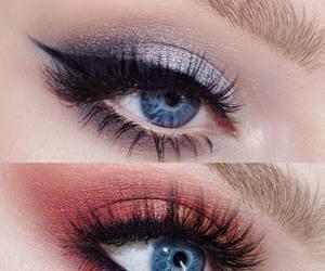 style, eyes, and fashion image