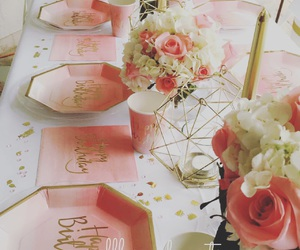 charming, chic, and gold image