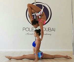 best friends, fashion, and fit image