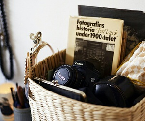 basket, things, and travel image