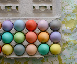 color, cute, and easter image