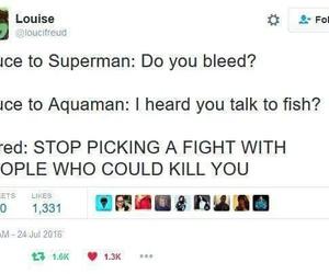 aquaman, batman, and Ben Affleck image