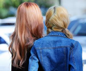 girl and red velvet image