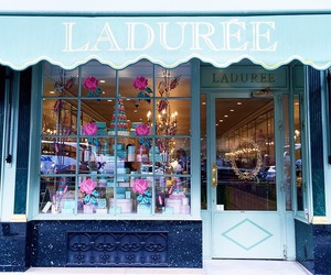 girly, laduree, and pastel image
