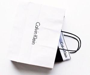 Calvin Klein, style, and white image