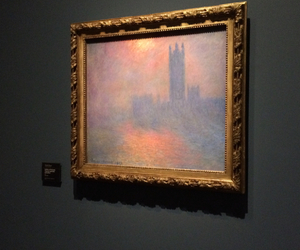 art, london, and monet image