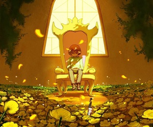 chara and undertale image