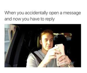 funny, justin bieber, and message image