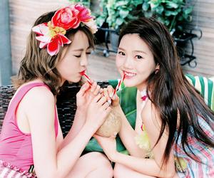 OMG, hyojung, and summer image